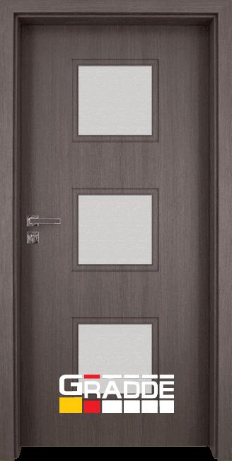 Интериорна врата Gradde Bergedorf – Череша Сан Диего